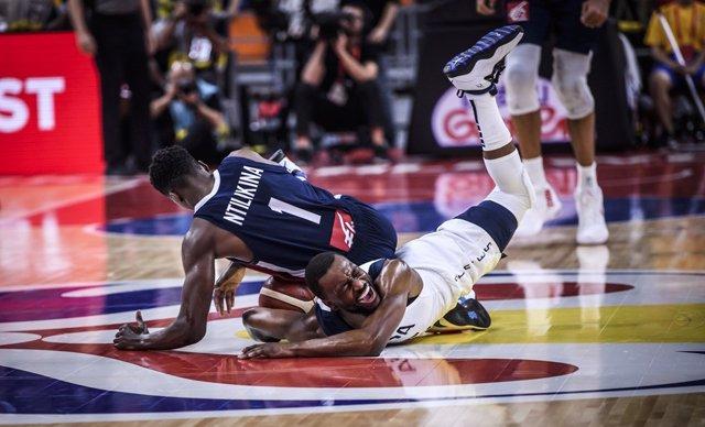 AV.- Baloncesto/Mundial.- Francia se carga a Estados Unidos y acaba con una déca
