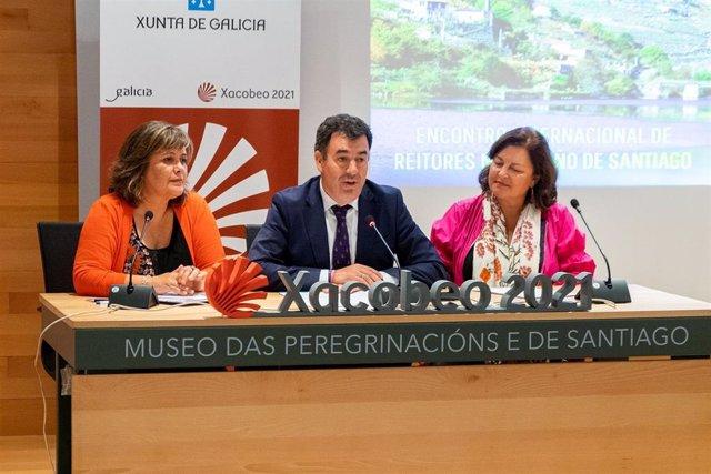 Fotos Xunta Turismo Encontro Internacional De Reitores No Camiño De Santiago