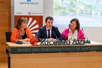 Brasil.- El Encuentro Internacional de Rectores del Camino reunirá en octubre en Santiago a casi 30 universidades