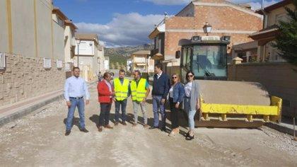 Campillo de Arenas mejora varias vías y caminos con una aportación de más de 113.000 euros de Diputación