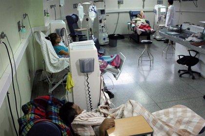 Venezuela.- La llegada de suministros médicos a Venezuela reduce el desabastecimiento en grandes hospitales
