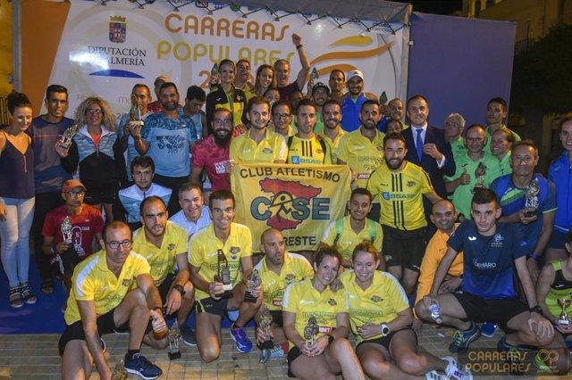 Carreras Populares de la Diputación de Almería