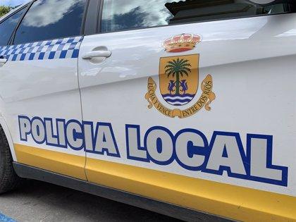 Herido al caerse de una estantería donde se había escondido para no ser detenido en Palma del Río (Córdoba)