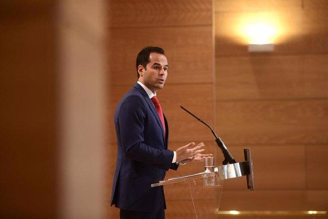 Imagen recurso de Ignacio Aguado, vicepresidente del Gobierno regional