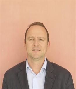 El vicerrector de Formación no reglada, Calidad e Investigación de la UNIA, José Ignacio García Pérez.
