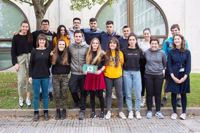 Estudiantes de la UPNA lanzan una campaña de 'crowdfunding' para participar en una competición organizada por el MIT