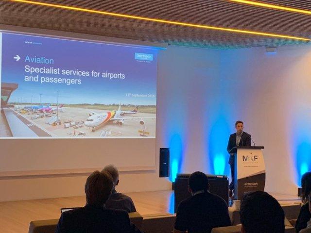 Celebración del El Maf-Malaga Aviation Forum