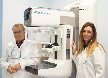 El Hospital La Luz (Madrid) incorpora un nuevo mamógrafo 3D para el diagnóstico precoz de la patología mamaria
