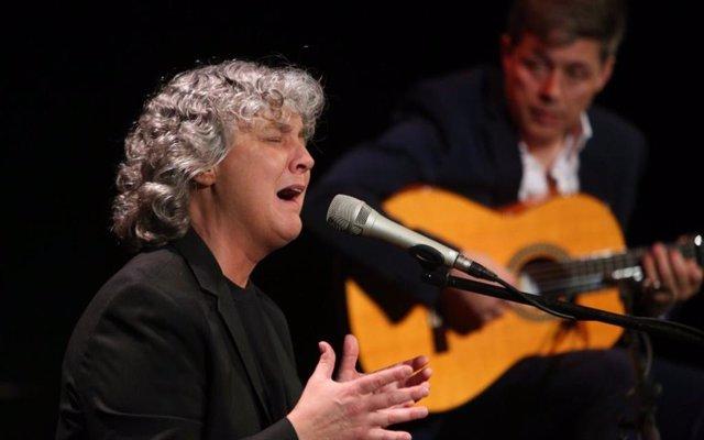 La cantaora Mayte Martín llega a los Jueves Flamencos de Cajasol