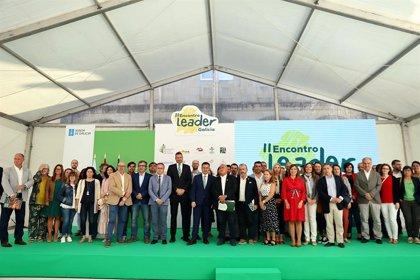 El II Encuentro Leader Galicia apuesta por la inversión, innovación y cooperación para impulsar el agro gallego