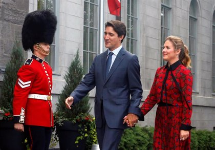 Trudeau lanza la campaña para las elecciones federales del 21 de octubre en Canadá