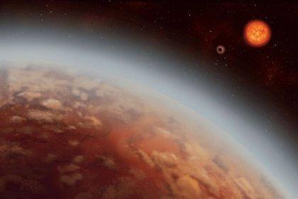 Primera prueba de nubes de agua líquida en un mundo en zona habitable