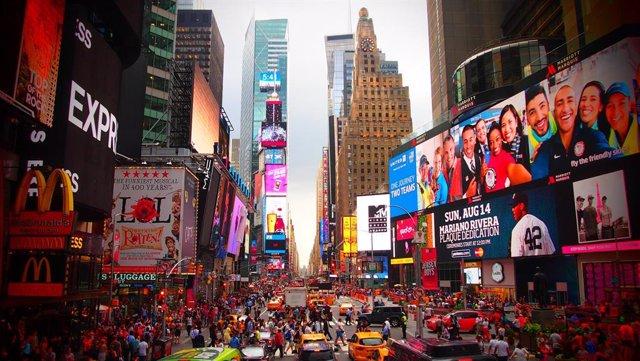 España es el quinto país europeo que más turistas emite a Estados Unidos, con má