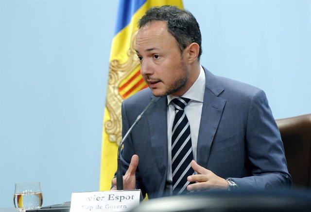 Fútbol.- Andorra cesa a un secretario de Estado que ejerció de observador en par