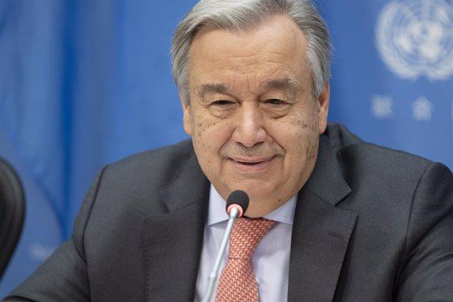 Camerún.- Guterres celebra el anuncio de diálogo nacional en Camerún y pide a Bi