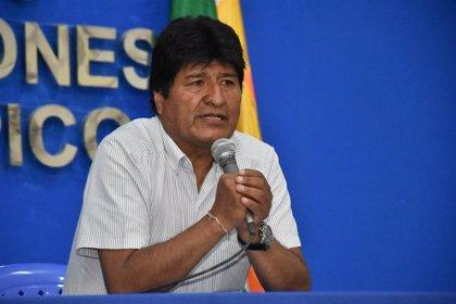 Bolivia.- Morales crea una comisión parlamentaria para acabar con la impunidad de los feminicidios