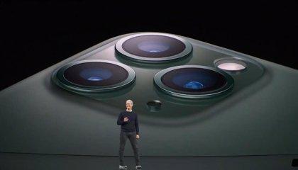 Los nuevos iPhone impulsan a Apple hasta recuperar el billón de dólares de valoración
