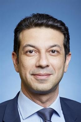Kinner Lakhani, responsable de estrategia y desarrollo en Credit Suisse