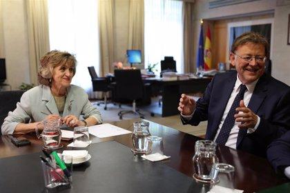 """Carcedo traslada a Puig que se """"agilizarán"""" los trámites para que los viajes del Imserso comiencen en la fecha prevista"""