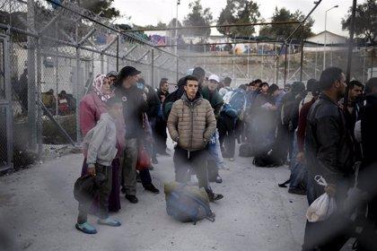 """Dimite el jefe del campamento para migrantes en Moria (Grecia) porque está """"cansado"""""""
