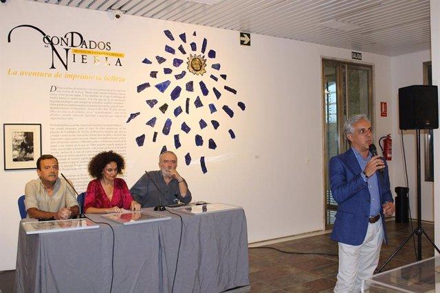 [Grupohuelva] Fotografías Presentación Fundación Olontia De Arte Contemporáneo