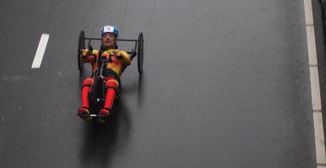 España pierde el bronce en el Mundial de ciclismo adaptado