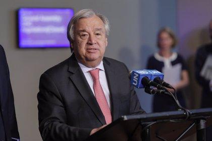 O.Próximo.- Guterres alerta de que la anexión israelí del Valle del Jordán violaría el Derecho Internacional