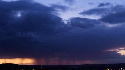 La gota fría obliga a los servicios de emergencias a intervenir en ocho ocasiones en la provincia de Albacete