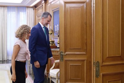 Rey Felipe.- El Rey convocará a los partidos los días 16 y 17 para comprobar si puede proponer un candidato a la investidura