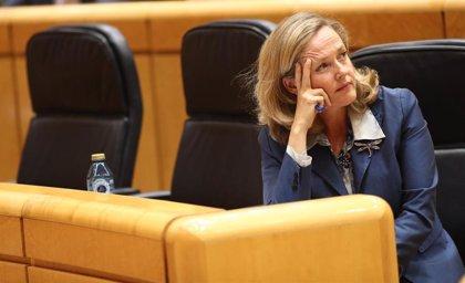 Calviño dice que la política del BCE ya no tiene tanto impacto porque lleva mucho tiempo siendo acomodaticia
