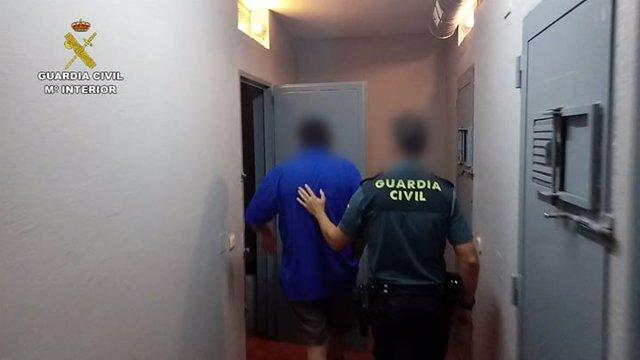 Sucesos.- Detenido en Fuenlabrada un peruano acusado de violar reiteradamente a