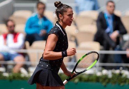 Sara Sorribes alcanza los cuartos de final en Hiroshima