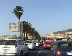 Els habitants de Barcelona i Madrid demanen més mesures per frenar el trànsit urbà, segons Drivy (EUROPA PRESS - Archivo)