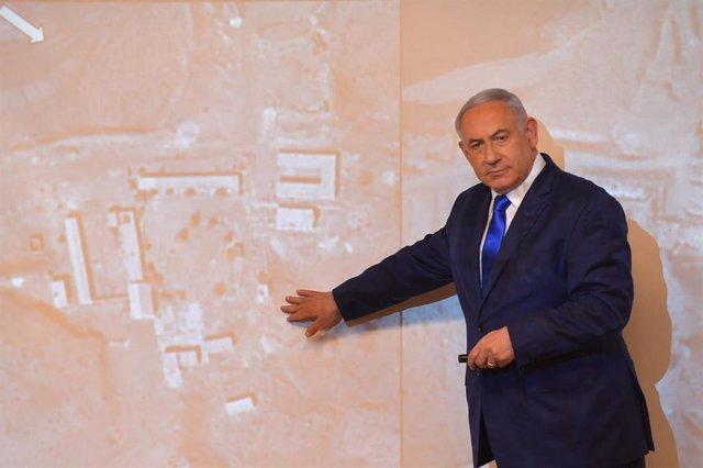 Benjamin Netanyahu revela una supuesta instalación iraní