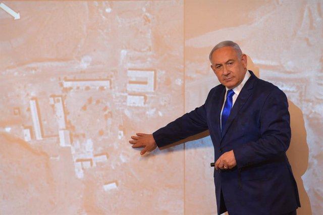 """O.Próximo.- Netanyahu afirma que a Israel no le quedará más opción que """"derrocar"""