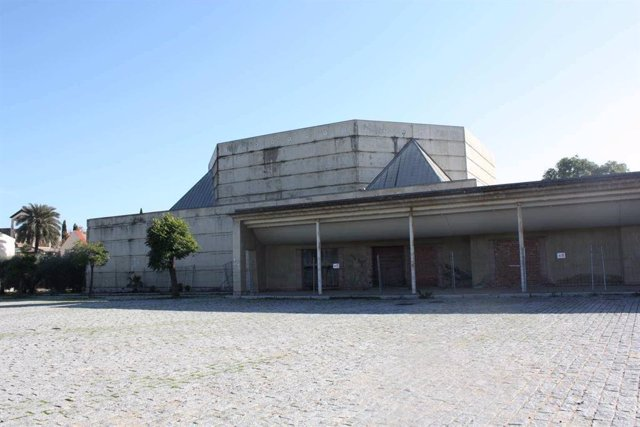 Antiguo pabellón del Siglo XV
