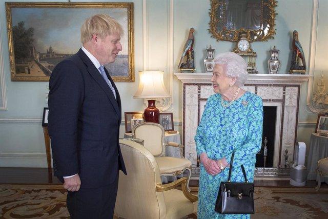 Brexit.- Johnson niega que mintiese a la reina sobre los motivos de la parálisis