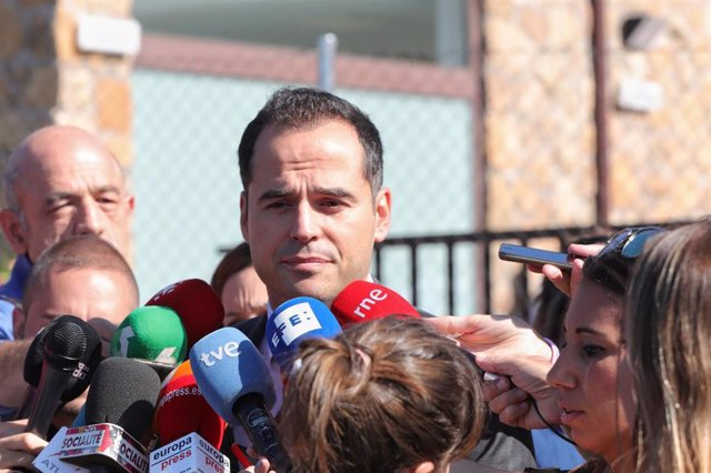 Imagen de recurso del vicepresidente de la Comunidad de Madrid, Ignacio Aguado