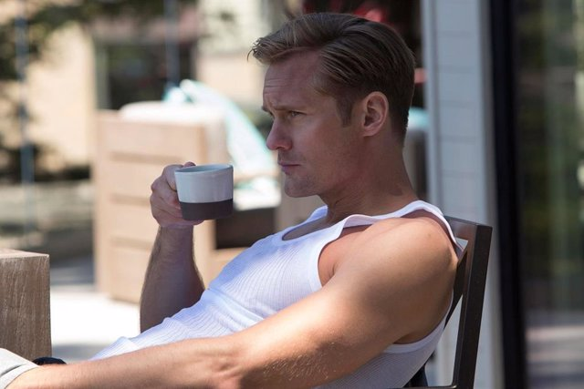 Alexander Skarsgard en Big Little Lies