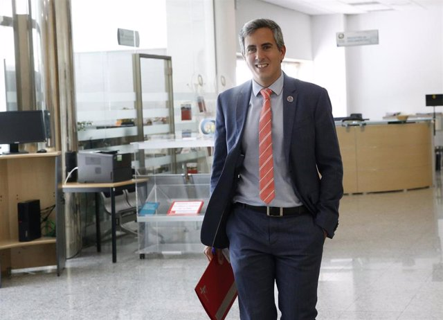 Pablo Zuloaga, vicepresidente del Gobierno