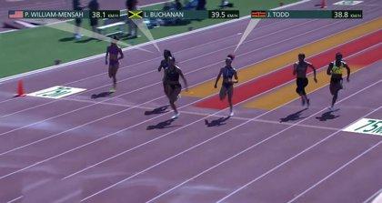 JJ.OO.- Intel muestra las tecnologías que medirán la velocidad de los atletas en Tokyo 2020
