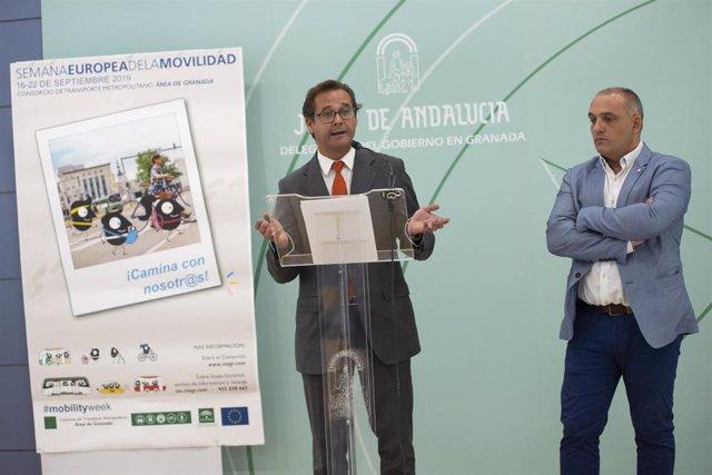 Presentación de actividades de la Semana Europea de la Movilidad 2019