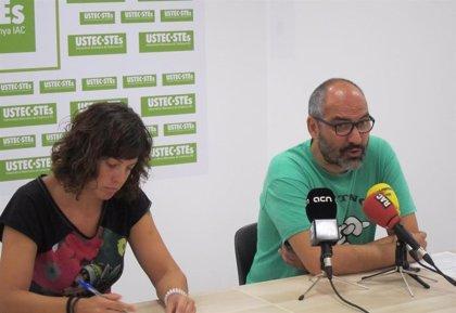 Ustec·Stes pide 8.300 docentes más para recuperar los niveles anteriores a los recortes