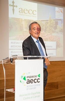El investigador del Centro Nacional de Investigaciones Oncológicas (CNIO), Mariano Barbacid