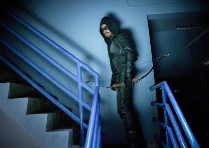 La temporada final de Arrow llega a SyFy el 24 de octubre