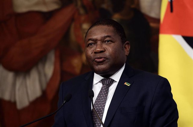 Filipe Nyusi, presidente de Mozambique