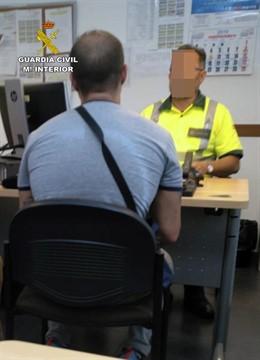 La Guardia Civil Investiga Al Conductor De Un Turismo Por Circular En Sentido Contrario En Autovía