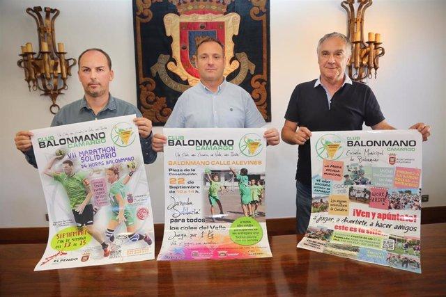 Nota, Fotos Y Audio: Balonmano Solidario