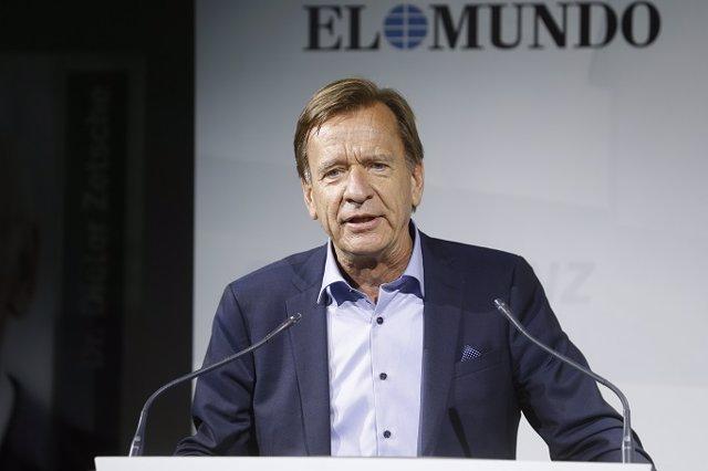 Hakan Samuelsson, presidente y consejero delegado de Volvo Cars