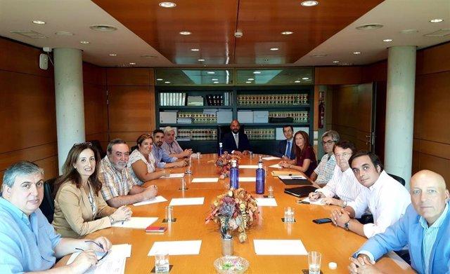Reunión Observatorio para la lucha contra el fraude a la Seguridad Social